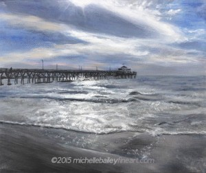 Silvery Sunrise - Surfside Beach, SC - Michelle Bailey