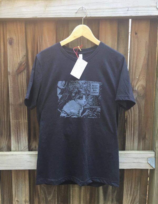 Michelle Bailey Art Ch Motor Cat T Shirt Vintage Ink