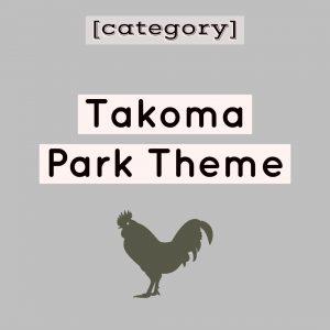 Takoma Park Theme