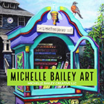 Michelle Bailey Art Logo